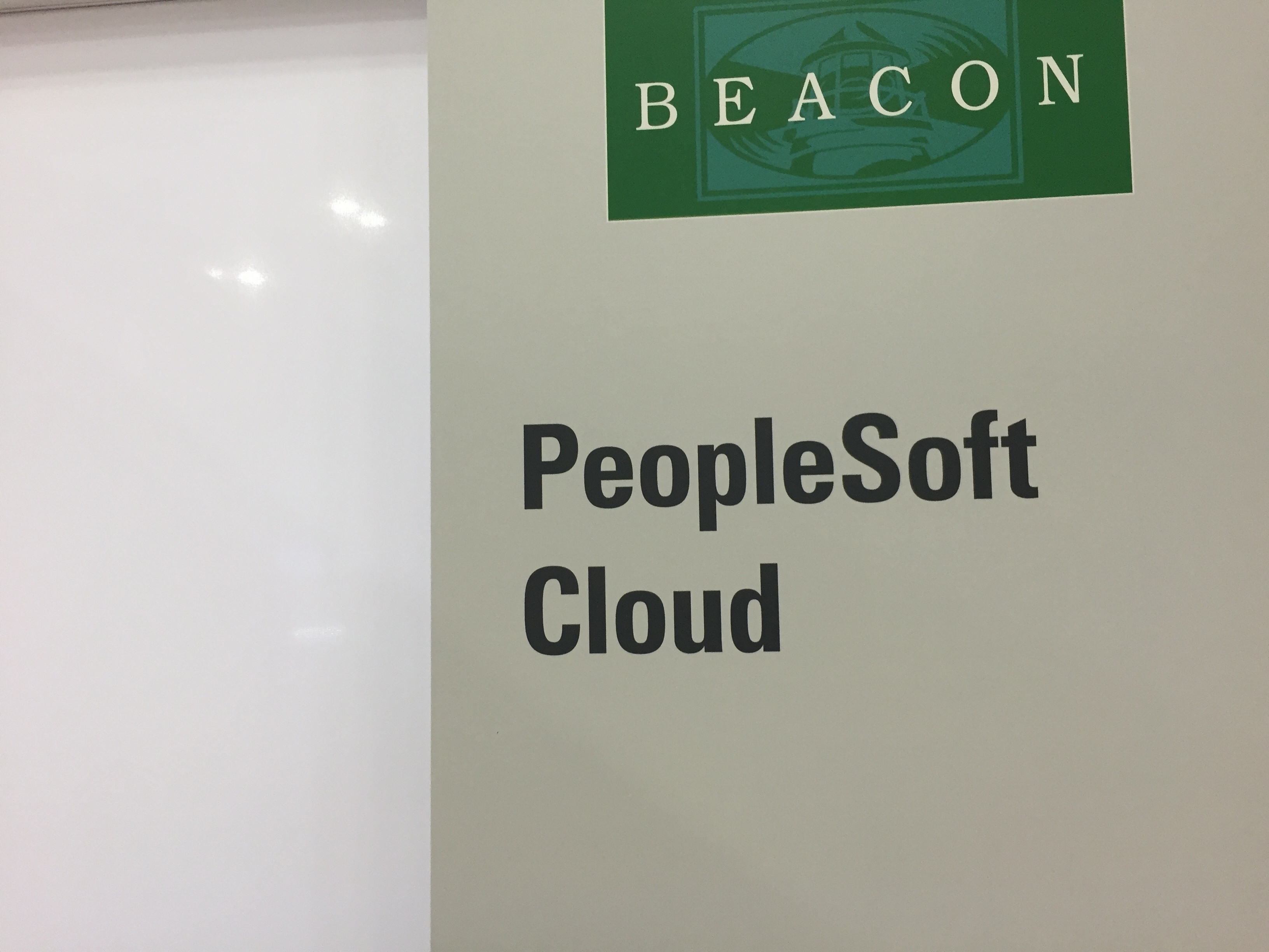 PeopleSoft Cloud Manager