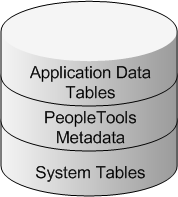 graphic_PeopleSoft_database_comprised_of_distinct_yet_integrated_layers_including_system_tables_PeopleTools_